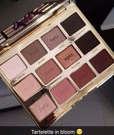 Tarte cosmetics Tartelette In Bloom Palette coming soon.