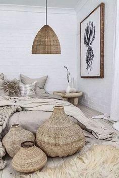 51+ Bohemian Chic Schlafzimmer Dekor Ideen #Bohemian #Dekoration # Ideen #Fine .... - #bohemian #dekor #dekoration #ideen #schlafzimmer - #Genel
