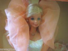 1984  Peaches 'n Cream Barbie  New in box
