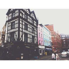 Soho/ London  #london #soho