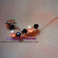 CabbyCraft: [Jewelry] Swirly Bracelet