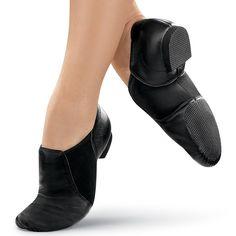 Dancewear: Slip-On Jazz Shoe; Balera