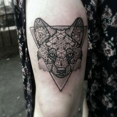18 Magical Fox Tattoo Designs
