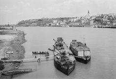 Beograd - 1945. - Sava