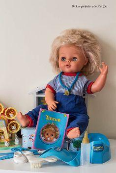 La petite vie de Ci – Trouvailles, retrouvailles et belles surprises Tinnie