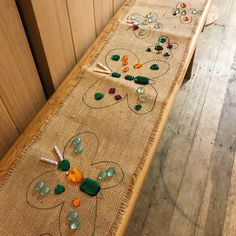 """Teach Make Create on Instagram: """"An invitation to decorate butterflies using loose parts #loosepartsplay #looseparts #butterfly #shiny #invitationtocreate #symmetry…"""""""