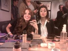 Tini y Cande!! ❤️❤️❤️