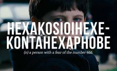Unusual Words, Weird Words, Rare Words, Big Words, Cool Words, Funny Phobias, List Of Phobias, Weird Phobias, Hate School