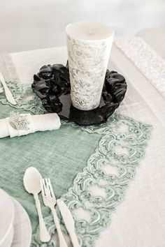 #danieladallavalle #artepura #fw15 #collection #white #green #table
