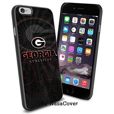 NCAA University sport Georgia Bulldogs , Cool iPhone 6 Smartphone Case Cover Collector iPhone TPU Rubber Case Black [By NasaCover] NasaCover http://www.amazon.com/dp/B0140N1SUS/ref=cm_sw_r_pi_dp_3Vd3vb05CHSFG