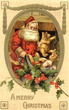 Santa, c.1900