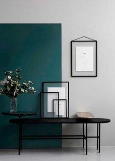 10 Modernos Interiores Color-Block   Cut & Paste – Blog de Moda