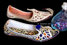 Meine Schuhe aus 1001 Nacht