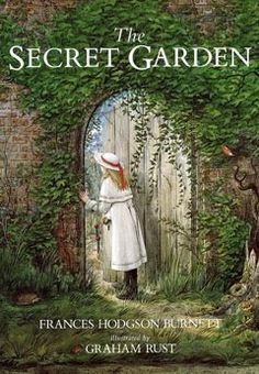 The Secret Garden by Frances Hodgson Burnett. ----- (I blame my preference for overgrown yards on this book... I just want my own secret garden, that's all!)
