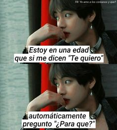 """I'm in a stage where if someone tells me """"I love you"""" I will automatically ask """"What for? Suicide Quotes, Fake Love, My Love, Words Can Hurt, Korean Phrases, Life Words, Foto Bts, Bts Wallpaper, Sad Quotes"""