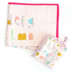 Coolest baby gifts of 2014: Handmade baby quilts from Designed by Artists