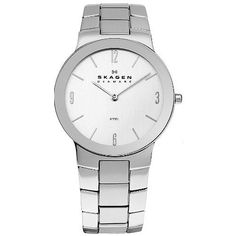 Skagen Mens Steel 430MSSX1 Watch - Free Shipping- - TopBuy.com.au