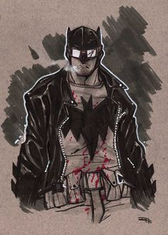Batman Rockabilly Universe by Denis Medri - Album on Imgur