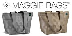 Review of Maggie Bags Campus Tote from @Isis Serraon (Bay Area Mommy) - great pics and description!