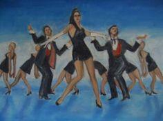 "Saatchi Art Artist Howard Wolf; Painting, ""Sweet Charity"" #art"
