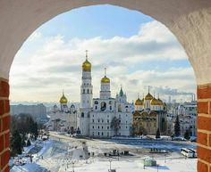 Καλημέρα από τη Μόσχα!  WWW.PUSHKIN.GR  @kremlinmuseums Фото: Валентин Оверченко (26/01/17) #кремль #музеикремля #ρωσικα #ρωσια #πουσκιν #μόσχα