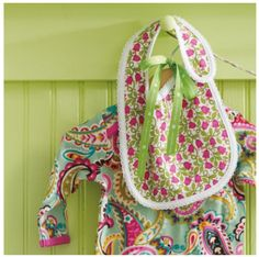 Vera Bradley Baby - Spring 2013 #ohbaby  i'm gonna be in trouble if i have a girl!!
