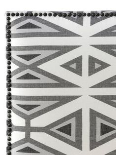 Nail Button Border Headboard by Cloth + Co at Gilt
