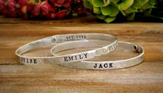 We're working on some new product photos. Get your Family Bracelet here: http://www.nelleandlizzy.com/family-bracelet-321.htm