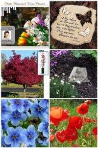 Ideas for a Memorial Garden