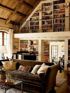 building a loft where there's a cathedral ceiling - Google Search