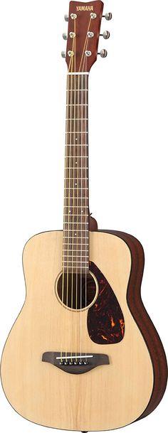 Amazon.com: Yamaha JR2 3/4 Size Guitar with Gig Bag, Natural: Musical Instruments