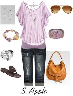 """""""Lavender"""" by sapple324 on Polyvore"""