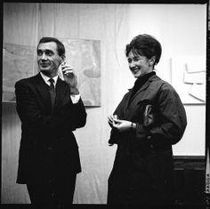 Galeria Krzywe Koło 1963, fot. Tadeusz Rolke