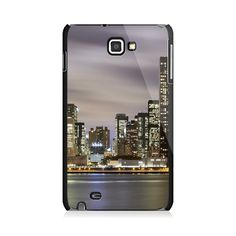Lighted City Samsung Galaxy Note Case