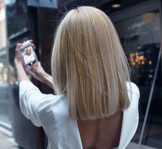 Long Bob Hairstyles 670051250790702570 - Le blunt sur carré long blond Source by One Length Haircuts, Long Bob Haircuts, Long Bob Hairstyles, Summer Hairstyles, Celebrity Hairstyles, Shoulder Length Haircuts, Shoulder Haircut, Hairstyle Short, Fancy Hairstyles