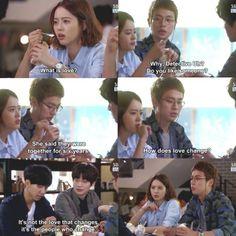 "You're All Surrounded kdrama ""Oooooo Daegu Daegu"" You're All Surrounded, Emergency Couple, Cha Seung Won, Ahn Jae Hyun, Korean Shows, Unspoken Words, Police Detective, Drama Quotes, Love Scenes"