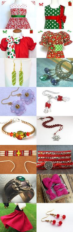 The Prettiest At The Party ! by Ann on Etsy--Pinned with TreasuryPin.com