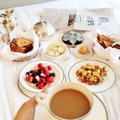 My fav breakfast! xx
