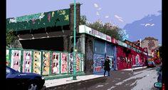 Clare Lane - Urban-Fabric 4