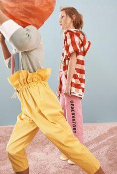 Pastel Colors, Summer Time, Envy, Parachute Pants, Harem Pants, Kids Fashion, Editorial, Children, Photography