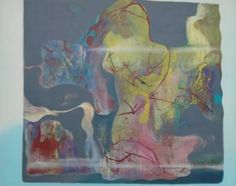 "Saatchi Art Artist Jim Abuan; Painting, ""Atmosphere Mirage"" #art"
