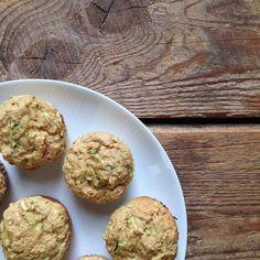 #recipeoftheday   Lemon Zucchini Muffins adapted from @thekitchenmccabe #Padgram