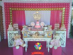 decoração princesas - Pesquisa Google