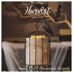 Scentsy Harvest Collection available 1st September 2015  http://annalee.scentsy.co.uk/