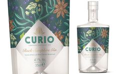 Curio - Rock Samphire gin