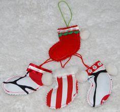 Xmas decs stockings