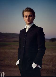 Leonardo DiCaprio, Lebec, California, 1997.