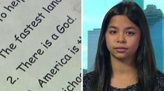 12-year-old Jordan Wooley, the Texas girl who spoke out after her teacher made her say that God is a myth, says she has been bullied and told to kill herself after media coverage of the incident.