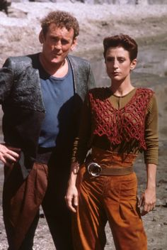 Star Trek DS9. Not a bad show since it covered only a short period on board a space station.