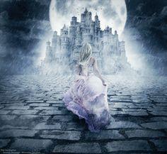 The Old Castle by zakzak008.deviantart.com on @deviantART